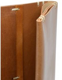 Feit portafoglio lungo in pelle marrone acquista online prezzo