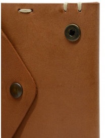 Feit square brown leather wallet wallets price