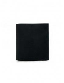 Feit portafoglio quadrato in pelle nero online