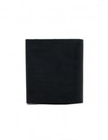 Feit portafoglio quadrato in pelle nero prezzo