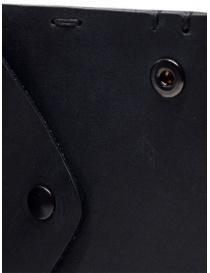 Feit portafoglio quadrato in pelle nero acquista online prezzo