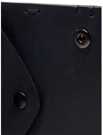 Feit square black leather wallet buy online price