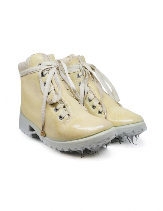 Carol Christian Poell stivaletti AM/2684 con doppia suola colata AM/2684 BIUS-PTC/03 calzature uomo online shopping