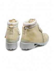 Carol Christian Poell stivaletti AM/2684 con doppia suola colata calzature uomo prezzo