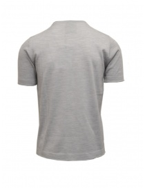 Goes Botanical gray melange t-shirt