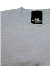 Goes Botanical gray melange t-shirt price