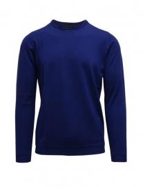 Goes Botanical maglia manica lunga blu ottanio 101 3342 OTTANIO order online
