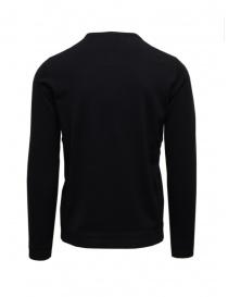 Blue Goes Botanical Sweater V Neckline buy online