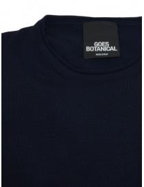 Maglia Goes Botanical Blu prezzo
