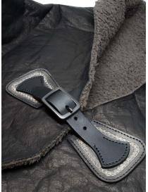Gaiede shawl in deer leather scarves buy online