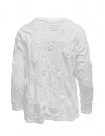 Plantation camicia bianca con fiori in rilievo prezzo
