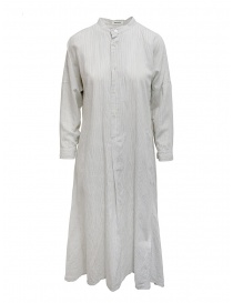 Plantation long striped white shirt dress online