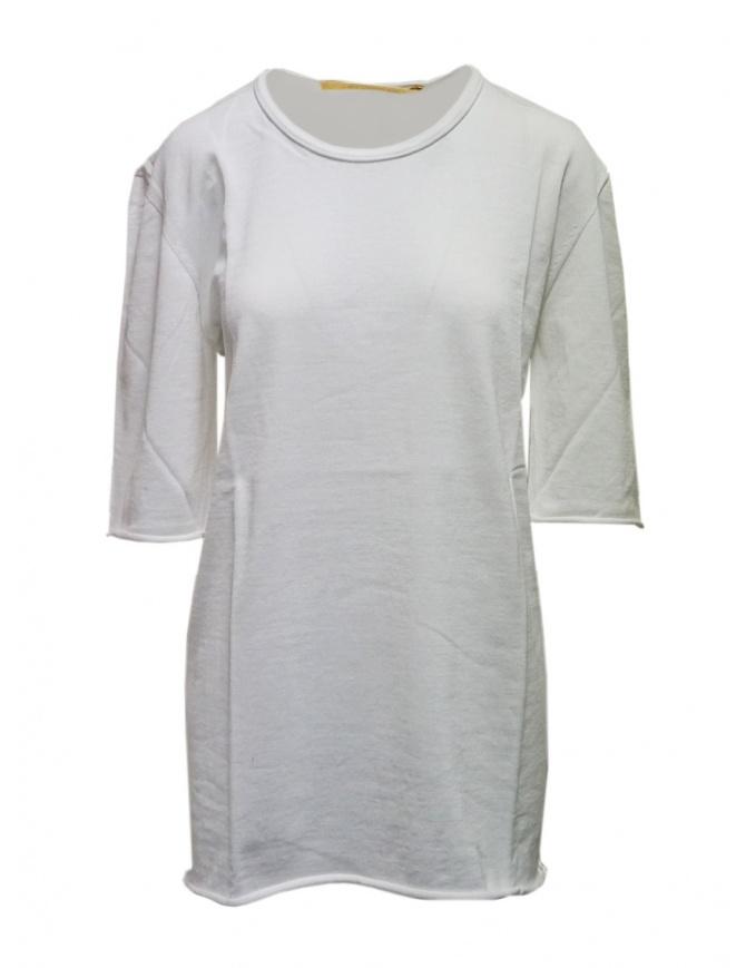 Carol Christian Poell mini abito cotone bianco TF/0984 TF/0984-IN COSIXTY/1 abiti donna online shopping