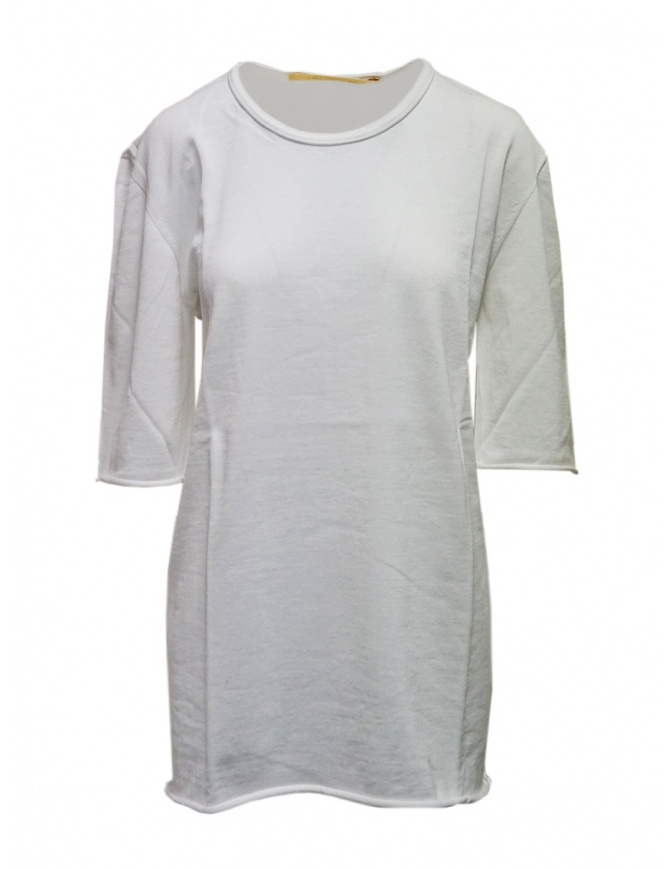 Carol Christian Poell white cotton mini dress TF/0984 TF/0984-IN COSIXTY/1 womens dresses online shopping