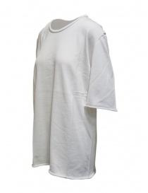 Carol Christian Poell mini abito cotone bianco TF/0984