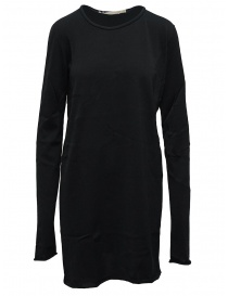 Womens dresses online: Carol Christian Poell reversible black dress