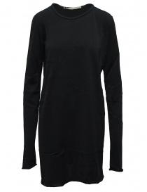 Carol Christian Poell vestito reversibile nero online