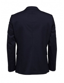 Selected Homme navy blazer