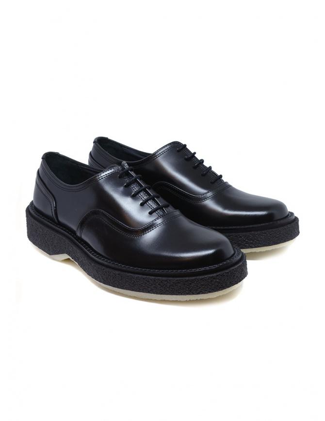Scarpe francesine da donna nere Adieu Type 137 TYPE 137 BLK calzature donna online shopping