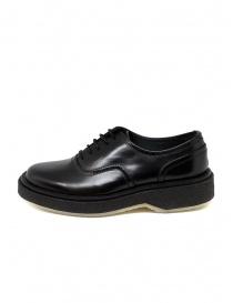Adieu Type 137 black leather women's Oxford shoes price