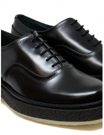 Adieu Type 137 black leather women's Oxford shoes womens shoes buy online