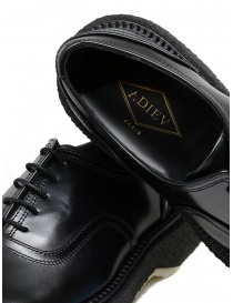 Adieu Type 137 black leather women's Oxford shoes womens shoes price