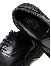 Scarpe francesine da donna nere Adieu Type 137 calzature donna prezzo