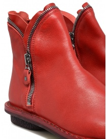 Trippen Diesel red ankle boot womens shoes buy online