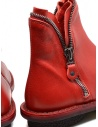 Trippen Diesel red ankle boot price DIESEL RED shop online