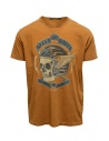Rude Riders Speed and Power t-shirt tobacco in color buy online R04006 86214 TSHIRT TABACCO