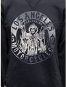 Rude Riders blue Los Angeles Motorcycle sweatshirt R04101 44529 SWEAT BLUE price