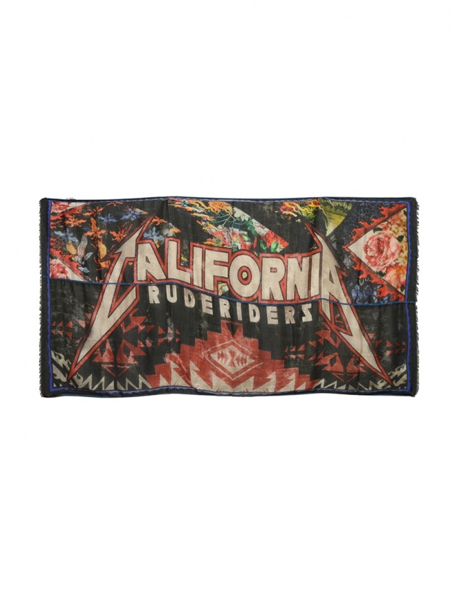 Rude Riders California colored scarf R04822 73999 SCARF scarves online shopping