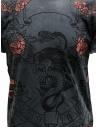 Rude Riders World Tour t-shirt in gray R04130 10009 TSHIRT BLACK price