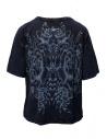 Rude Riders Burned Rude blue t-shirt shop online womens t shirts