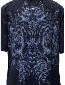 Rude Riders t-shirt Burned Rude blu t shirt donna acquista online