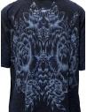 Rude Riders Burned Rude blue t-shirt R04522 86516 TSHIRT ROYAL buy online
