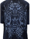 Rude Riders t-shirt Burned Rude blu R04522 86516 TSHIRT ROYAL acquista online