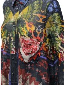 """Rude Riders """"California"""" pattern shirt womens shirts buy online"""