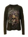 Rude Riders Hollywood t-shirt with red rhinestones buy online R04524 86210 TSHIRT ASPEN