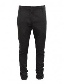 Label Under Construction men's grey trousers online