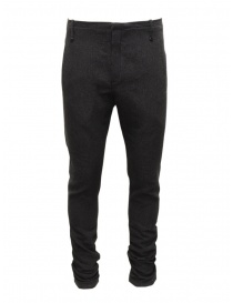 Pantaloni Label Under Construction grigi da uomo online