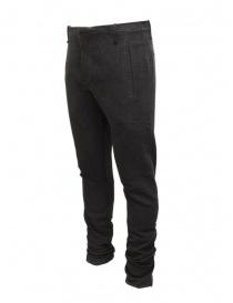 Pantaloni Label Under Construction grigi da uomo prezzo