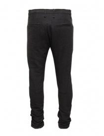 Pantaloni Label Under Construction grigi da uomo pantaloni uomo acquista online