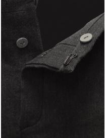 Label Under Construction men's grey trousers