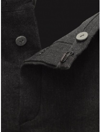Pantaloni Label Under Construction grigi da uomo