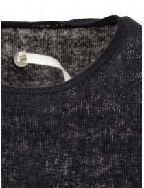 Label Under Construction dark blue thermal sweater price