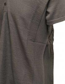 Label Under Construction maglia grigia a manica corta prezzo