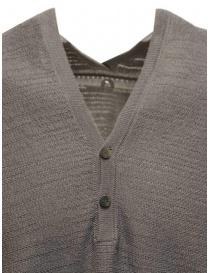 Label Under Construction maglia grigia a manica corta maglieria uomo acquista online