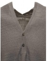 Label Under Construction grey short sleeved knitted T-shirt 35YXTS321 CO132 35/MG buy online