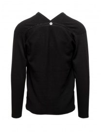 Label Under Construction black cotton cardigan sweater buy online